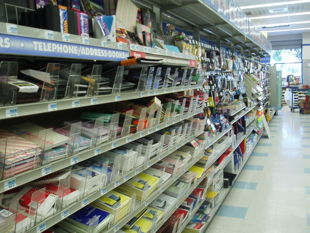 Getting Your Product on the Shelf